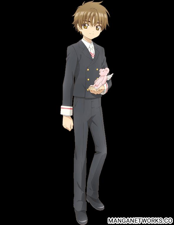 syaoran li clear card cardcaptor sakura