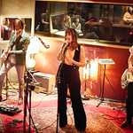 Wed, 06/09/2017 - 8:04am - Nicole Atkins and her band broadcast on WFUV Public Radio from Electric Lady Studios in New York City, 9/6/17. Hosted by Rita Houston. Photo by Gus Philippas/WFUV