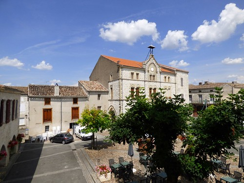 Tournon d'Agenais...Lot et Garonne