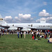 Boeing WC-135B Stratolifter 61-2674 Alconbury 14-8-82