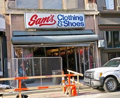 Sam's Clothing & Shoes, Nashville, TN