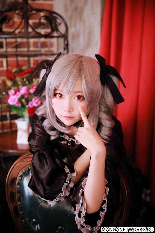 37261518821 584853dda0 o Hút hồn với vẻ đẹp của nữ Coser khi nhập vai vào Ranko Kanzaki