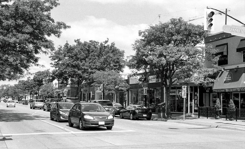 Brant St. Stoplight