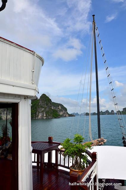 halfwhiteboy - halong bay cruise 21