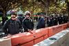 CHP man the barricades