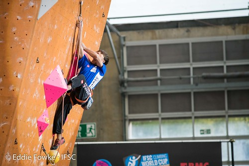 IFSC World Cup Edinburgh 2017