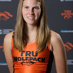 Samantha Loewen, WolfPack Cross Country Running