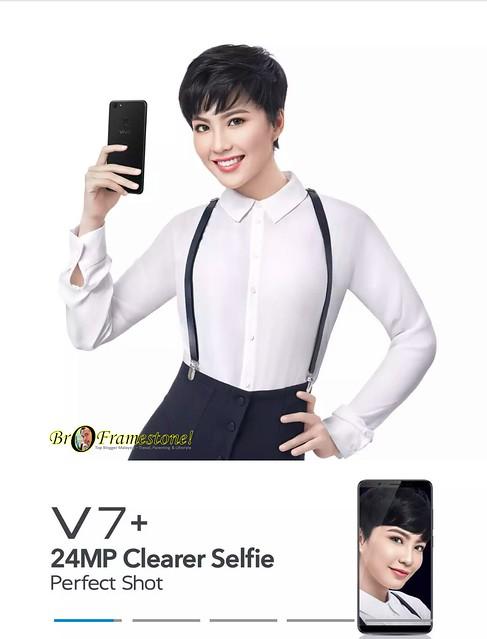 Vivo V7+ Malaysia at Price RM1,499
