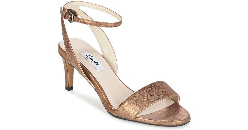 amali jewel bronze clarks @porcelinasworld