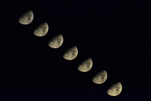 Lluna creixent.