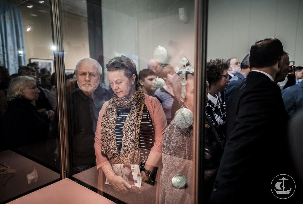 28 сентября 2017, Открытие выставок / 28 September 2018, The Opening of the exhibitions
