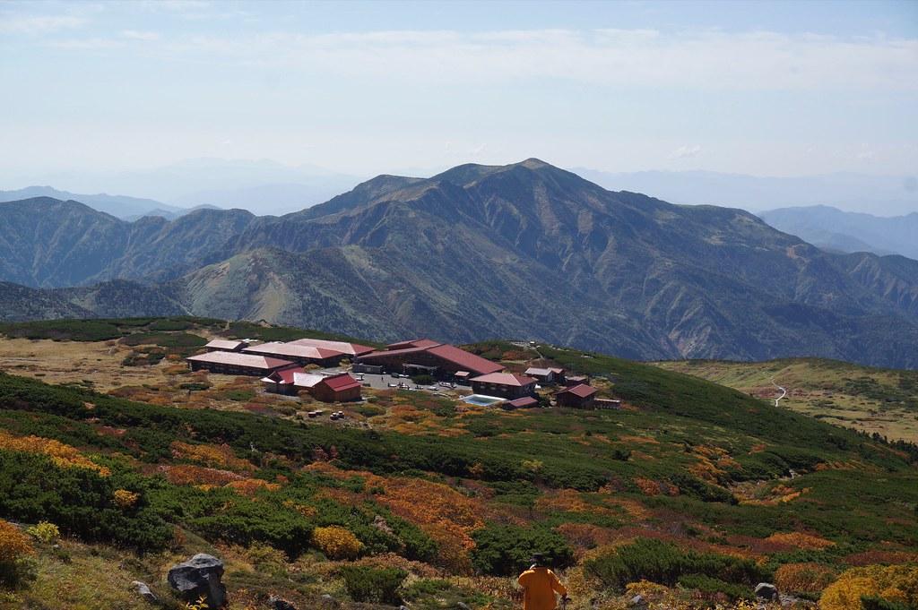 "HAKUSAN Mountain-climbing path"" OIKEMEGURI"" course"
