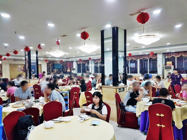 Guang Sheng Tong Da Hai Xian Shi Fu (广胜通达海鲜食府/ Kwong Shing Accessible Seafood Restaurant) Interior