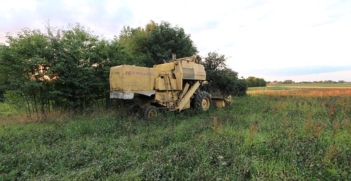 Lost New Holland