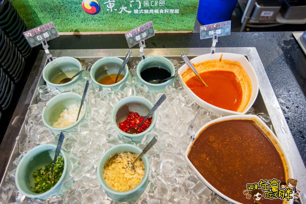 東大門韓式燒烤暢食料理館-12