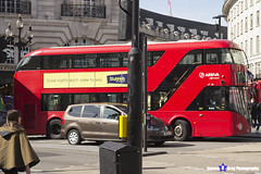 Wrightbus NRM NBFL - LTZ 1191 - LT191 - Clapton Pond 38 - Arriva - London 2017 - Steven Gray - IMG_5711