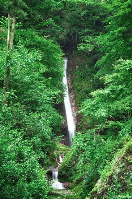 chichibu kegon waterfall