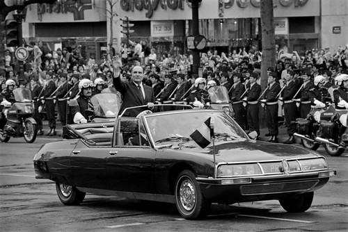Citroën SM Présidentielle 01