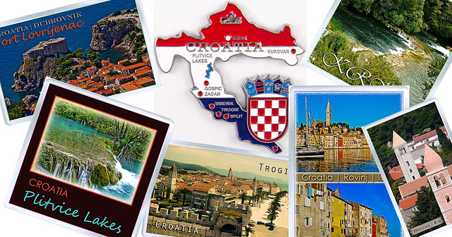 Хорватия Коллаж
