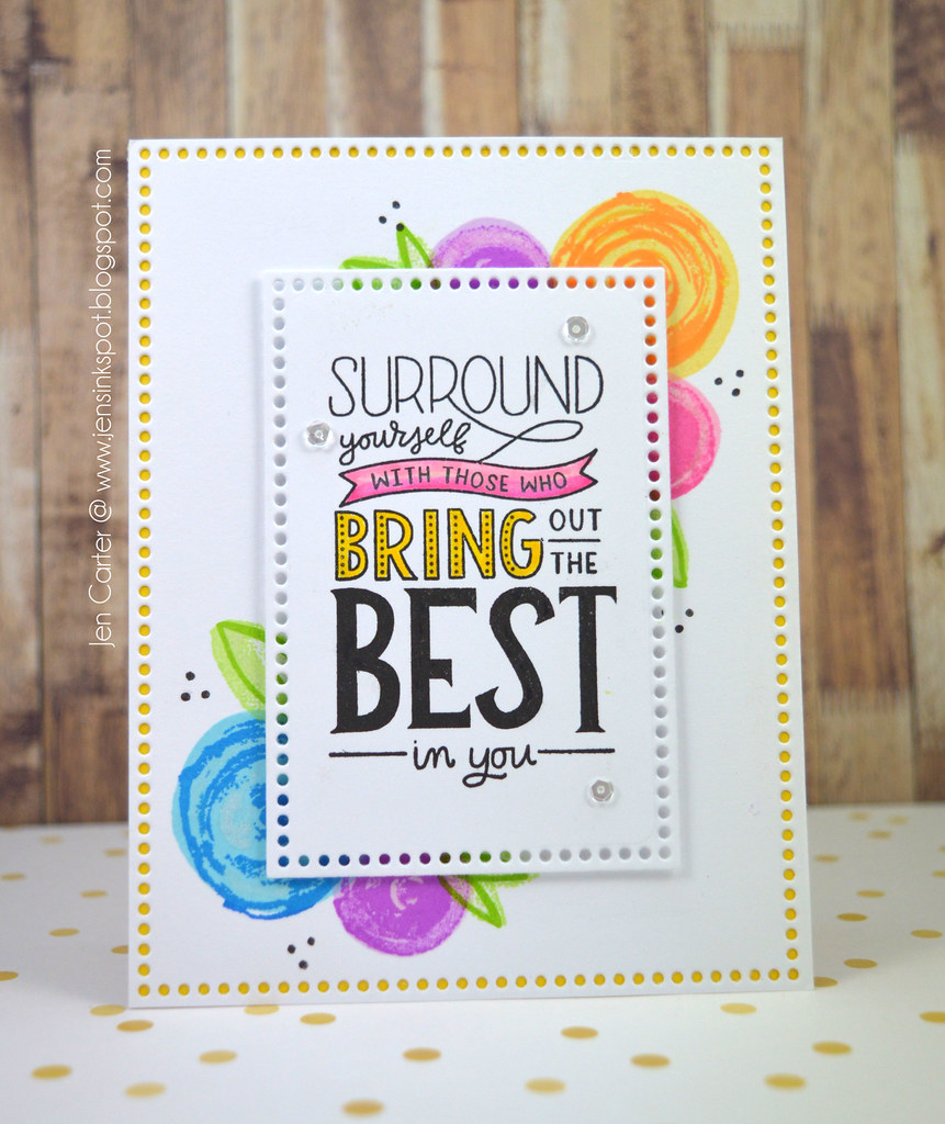 Jen Carter CP Surround Yourself Best in You 2