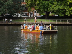 Ferry across the Avon