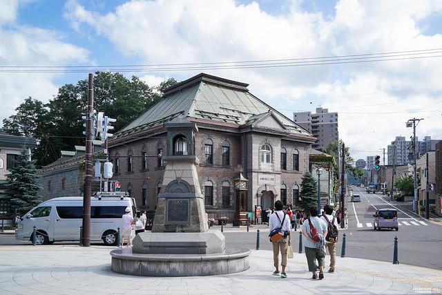 小樽 堺町通 音樂盒堂本館