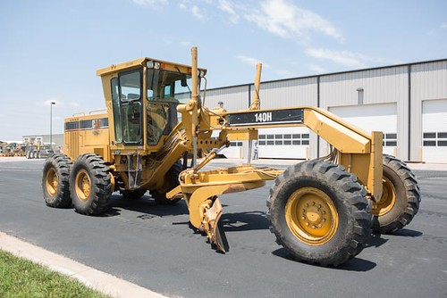 1998 Caterpillar 140H sn 2ZK03269