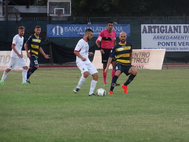 Santarcangelo - Pordenone 0-1