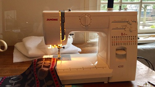 Janome 423S Rijkers naaimachine Veghel