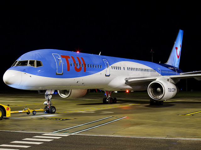 Thomson Airways   Boeing 757-236(WL)   G-OOBG