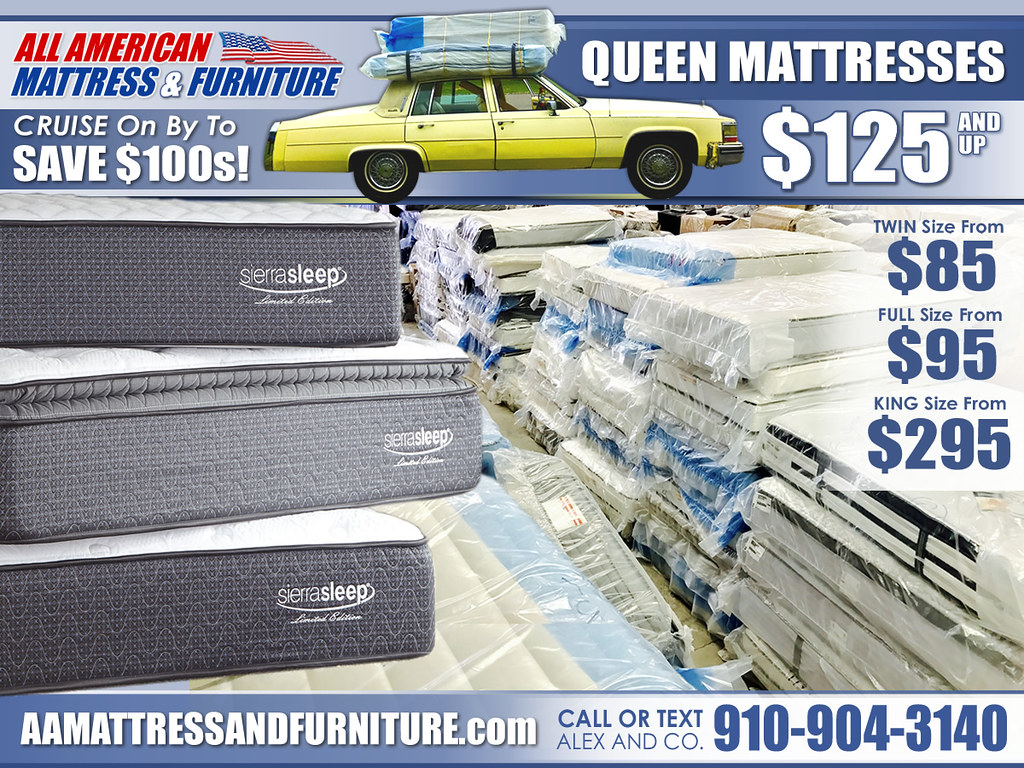 CruiseBy4Mattresses