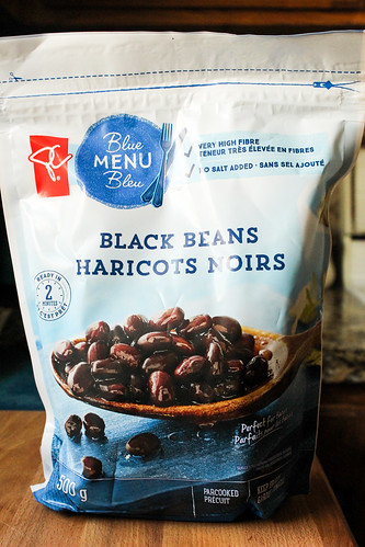 Product Review PC Blue Menu Frozen Black Beans