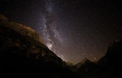 Seealpsee at night