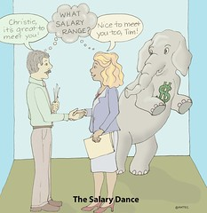 Illustration - Salary Negotiation