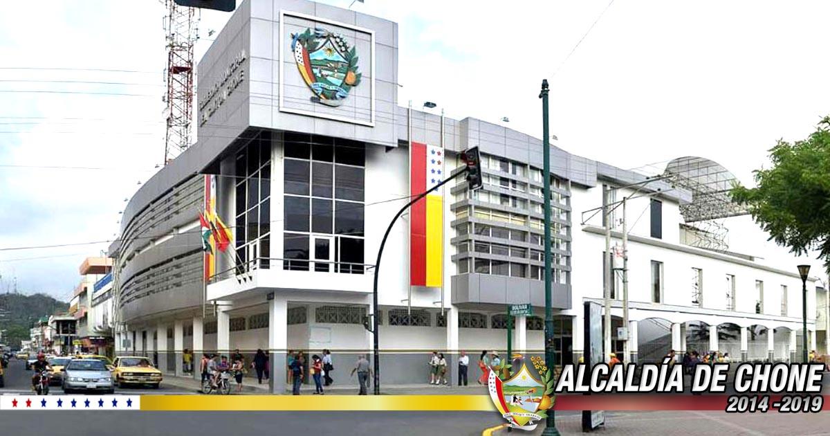 Alcaldía de Chone entregará títulos de propiedad