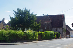 Sainte-Sévère-sur-Indre (Indre).