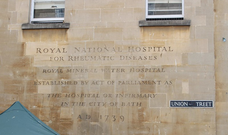 Royal National Hospital for Rheumatic Diseases, Bath