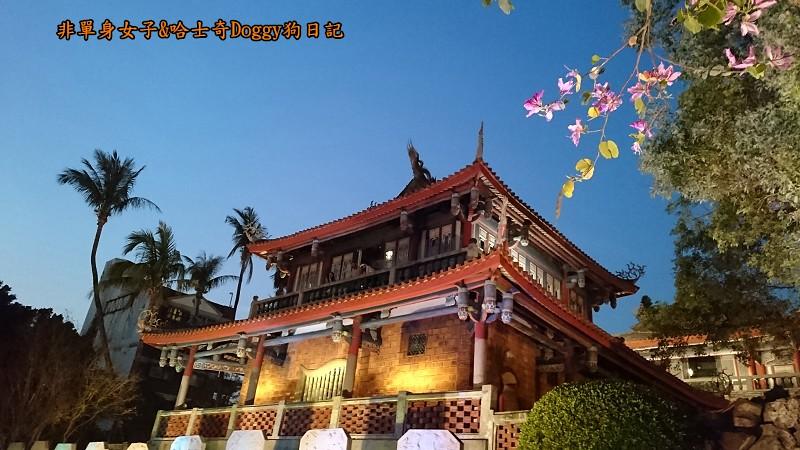 台南景點赤崁樓與美食14