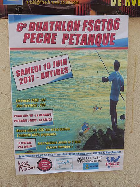 pêche-pétanque