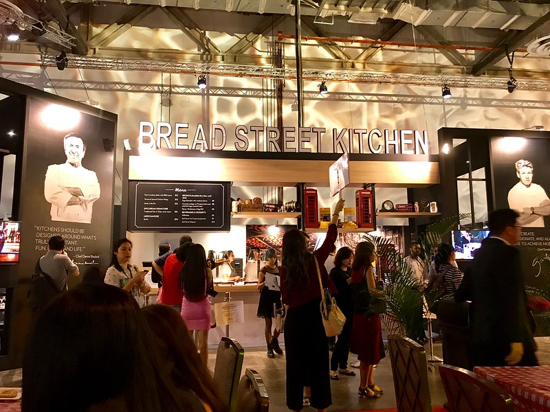 Bread Street Kitchen at Epicurean Market