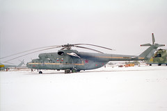 26 Blue Mil Mi-6 Russian Air Force