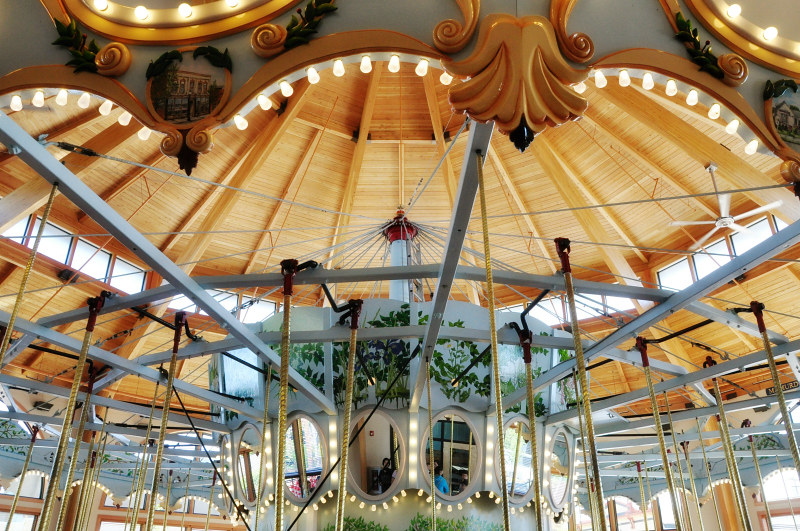 Carousel (2) @ Mt. Hope Chronicles