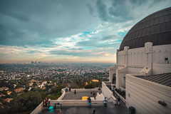 Summers at the Griffith Observatory