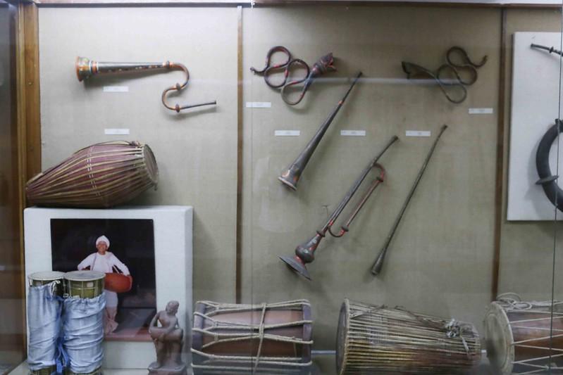 City Hangout - Gallery of Musical Instruments, Rabindra Bhavan, Mandi House
