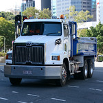 L&D Earthmoving; CBD Brisbane