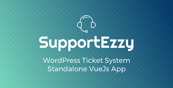 SupportEzzy v1.5.7 – WordPress Ticket System