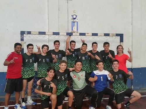 cef campeon comunitario handball s 17