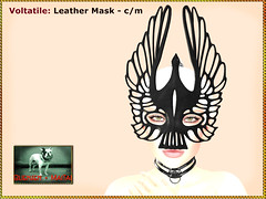 Bliensen - Volatile - Mask