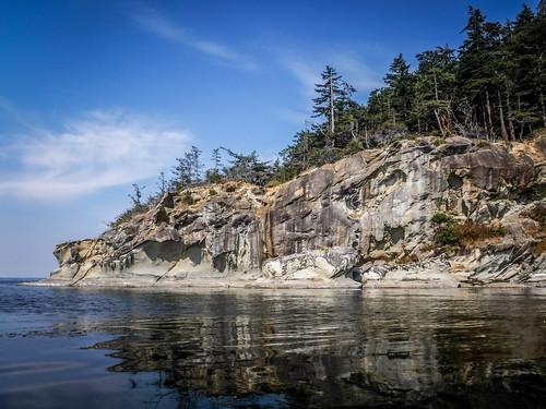 Kayaking Bellingham Bay-64
