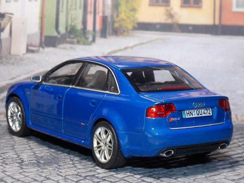 Audi RS4 - 2005 - Minichamps